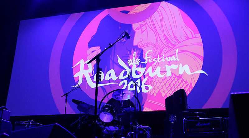 Roadburn Festibal 2016 - Sat