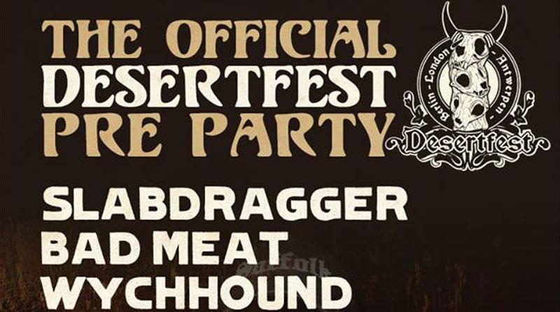 Desertfest 2016 Pre-Party