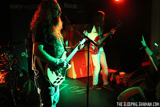 Wo Fat - Desertfest London 2016