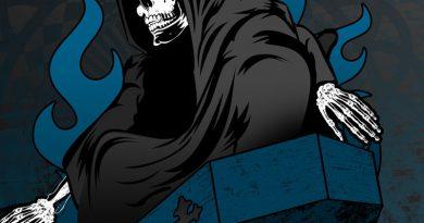 Raging T 'Radical Reaper' EP 2016