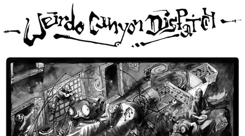 Weirdo Canyon Dispatch – Roadburn 2017 Daily Fanzine Thursday