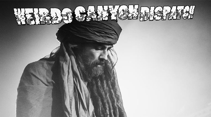 Weirdo Canyon Dispatch – Roadburn 2018 Daily Fanzine Friday