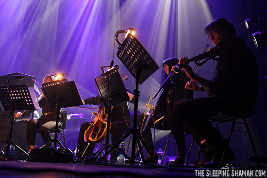 Mono and the Jo Quail Quartet @ Roadburn Festival 2019