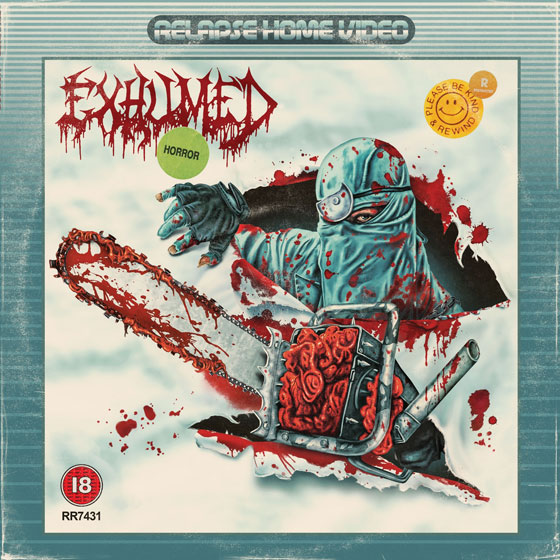 Exhumed 'Horror'