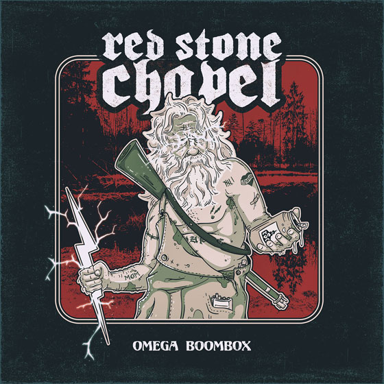 Red Stone Chapel 'Omega Boombox'