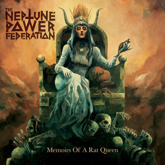 The Neptune Power Federation 'Memoirs of a Rat Queen'