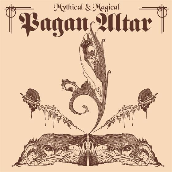 Pagan Altar 'Mythical & Magical'