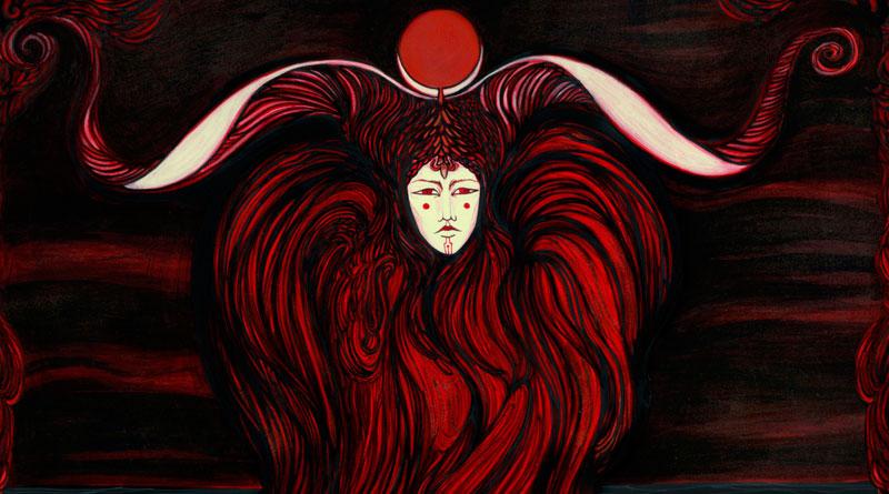 The Deathtrip 'Demon Solar Totem'