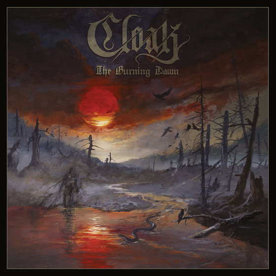 Cloak 'The Burning Dawn'