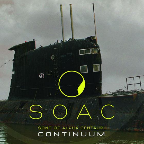 Sons Of Alpha Centauri 'Continuum'