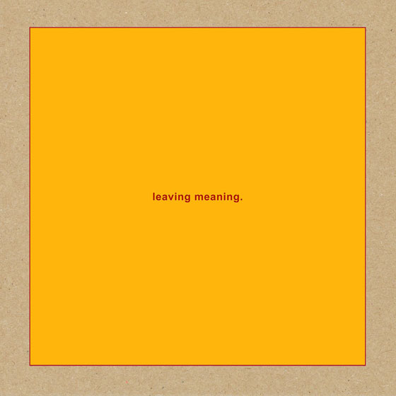 Swans 'Leaving Meaning'