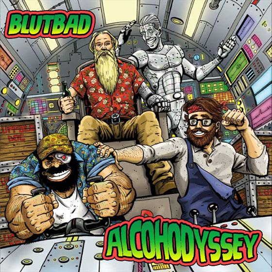 Blutbad 'Alcohodyssey'
