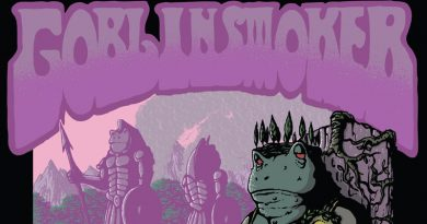 Goblinsmoker 'A Throne In Haze, A World Ablaze'