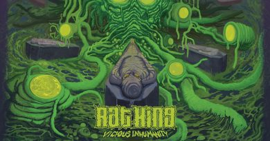 Rat King 'Vicious Inhumanity'