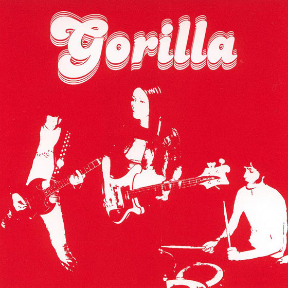 Gorilla 'Maximum Riff Mania'