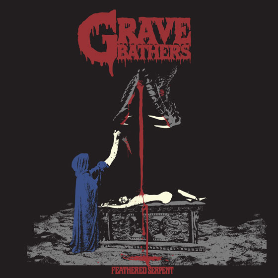 Grave Bathers 'Feathered Serpent'