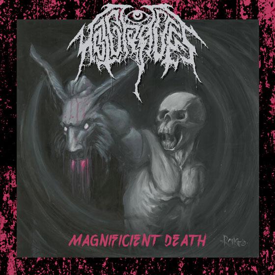 Hot Graves 'Magnificent Death'