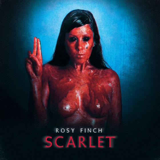 Rosy Finch 'Scarlet'