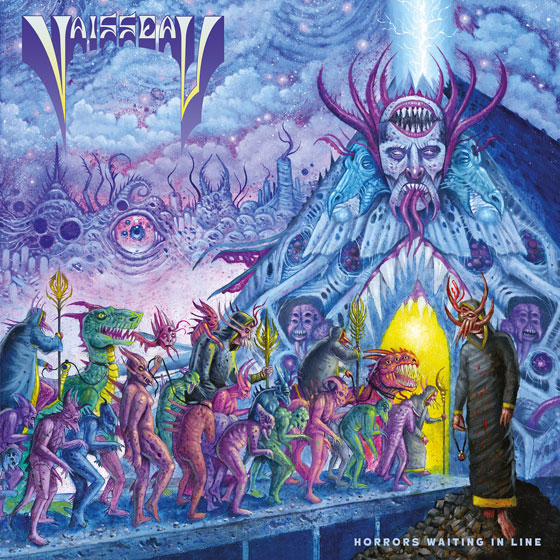 Vaisseau 'Horrors Waiting In Line'