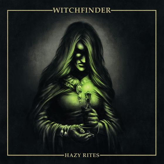 Witchfinder 'Hazy Rites'