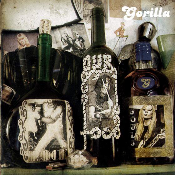 Gorilla 'Rock Our Souls'