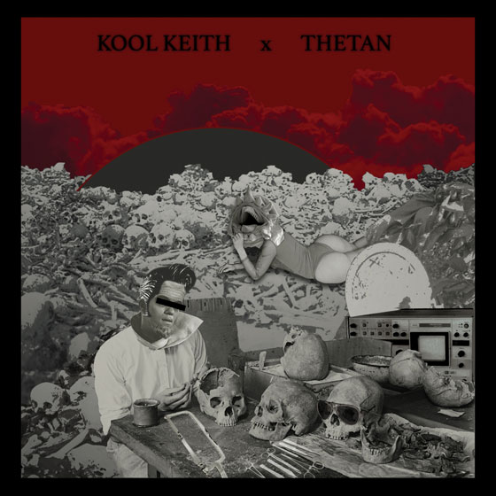 Kool Keith x Thetan 'Space Goretex'