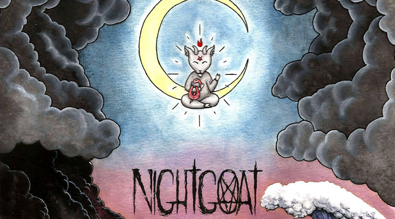 Night Goat 'Burning Bridges To Light The Way'