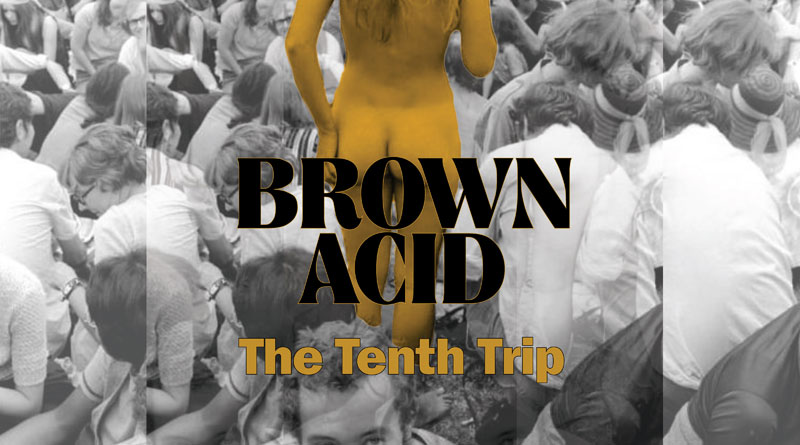 Various Artists 'Brown Acid: The Tenth Trip'