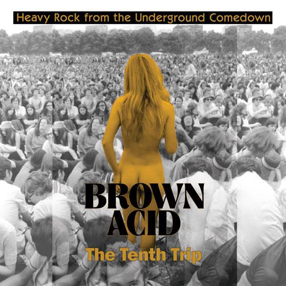 Various Artists 'Brown Acid: The Tenth Trip'