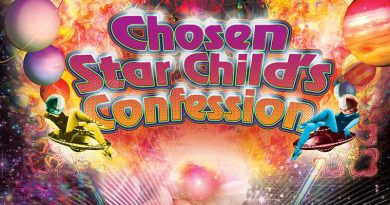 Acid Mothers Temple Feat: Geoff Leigh 'Chosen Star Child's Confession'