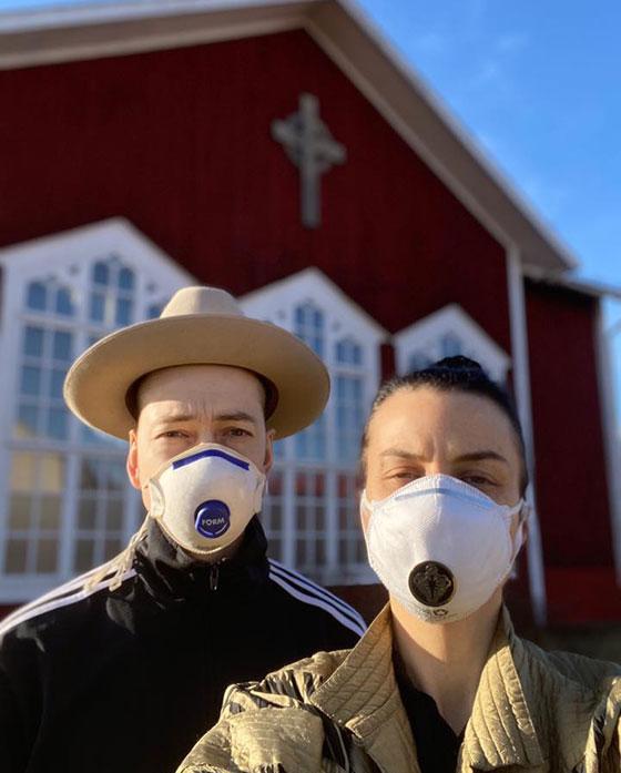Årabrot - Face Masks