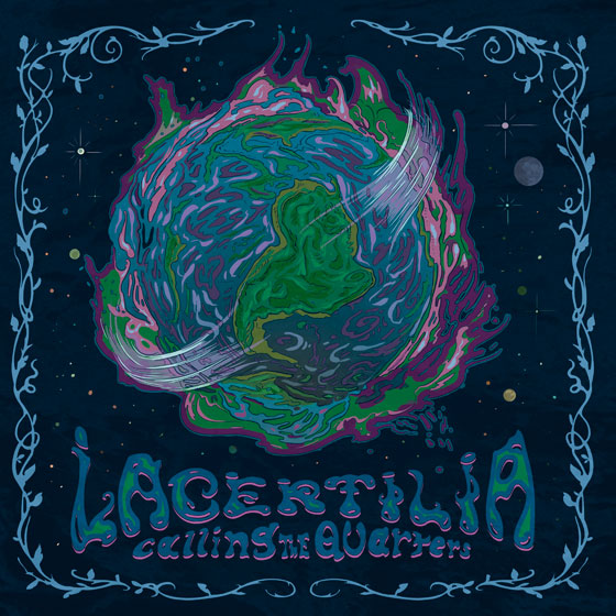 Lacertilia 'Calling the Quarters'