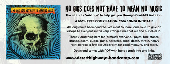 No Gigs Does Not Have To Mean No Music