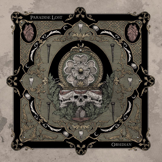 Paradise Lost 'Obsidian'