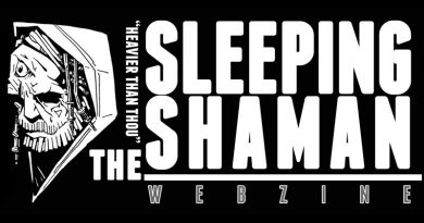 The Sleeping Shaman - New Artwork