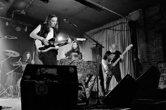 Sorge - Photo by Matt Carter