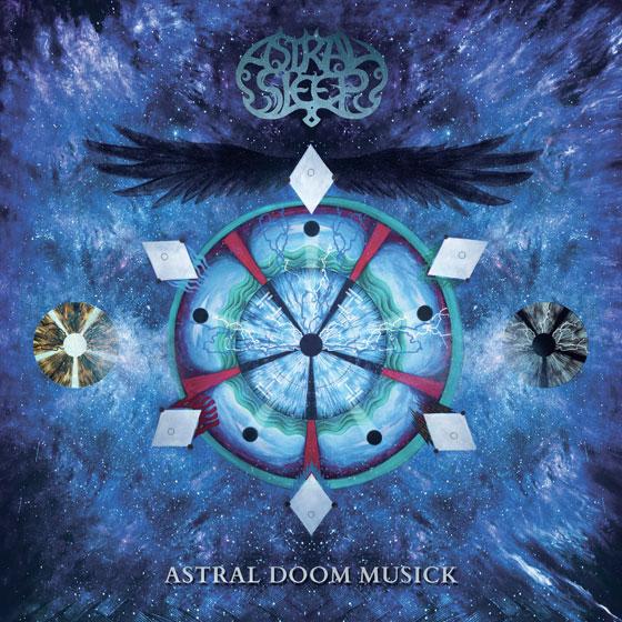 Astral Sleep 'Astral Doom Musick'