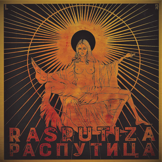 Lasse Reinstroem 'Rasputiza'