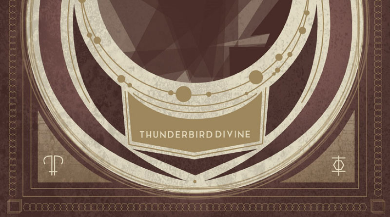 Thunderbird Divine 'The Hand of Man'