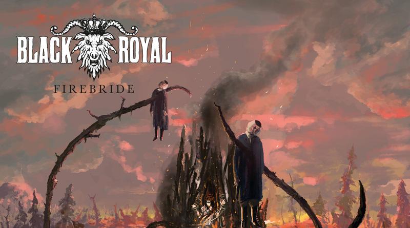Black Royal 'Firebride'