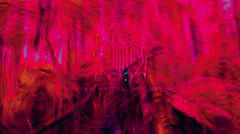 Rebel Wizard 'Magickal Mystical Indifference'