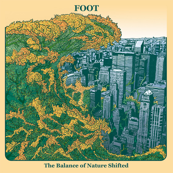 Foot 'The Balance Of Nature Shifted'
