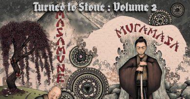 Howling Giant / Sergeant Thunderhoof 'Turned To Stone Chapter 2: Masamune & Muramasa'