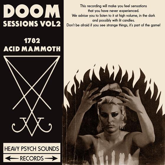 1782/Acid Mammoth 'Doom Sessions Vol.2'