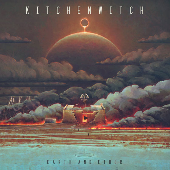 Kitchen Witch 'Earth And Ether'
