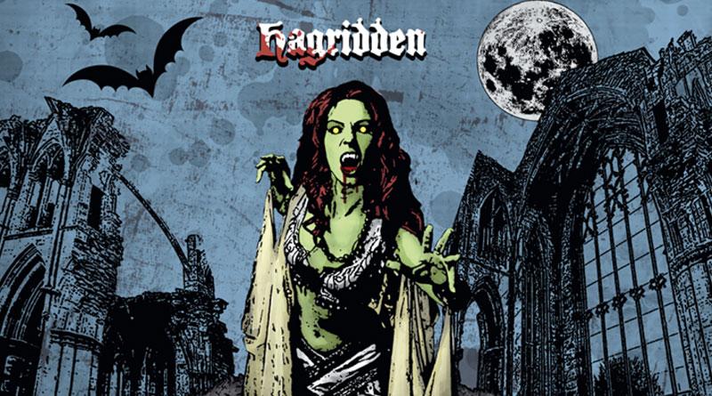 Laser Dracul 'Hagridden'