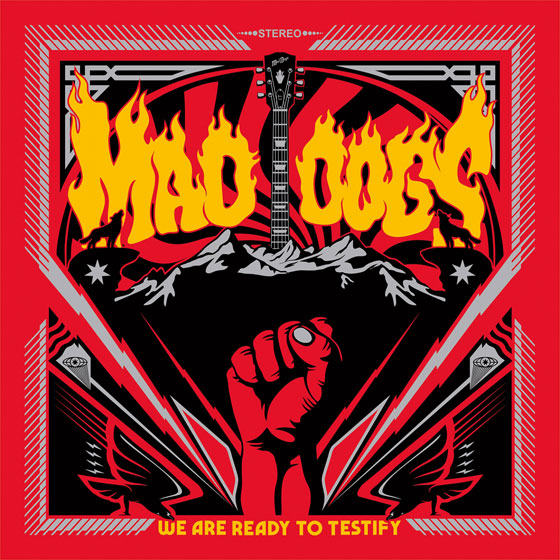 Mad Dogs 'We Are Ready To Testify'
