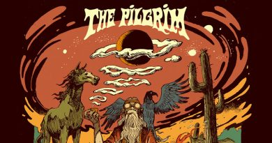 The Pilgrim '…From The Earth To The Sky And Back'