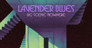 Big Scenic Nowhere 'Lavender Blues' EP