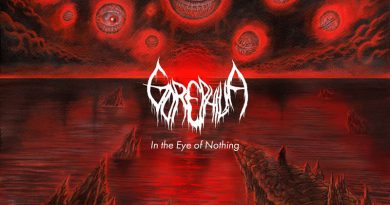 Gorephilia 'In The Eye Of Nothing'
